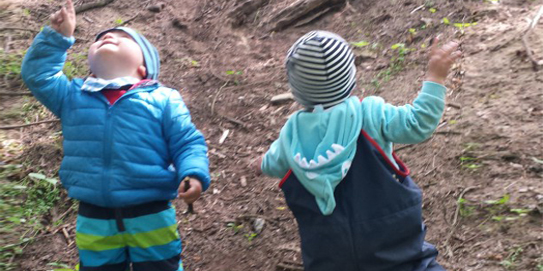 Tipps für die Kleidung im Herbst / Winter für die Tageskinder